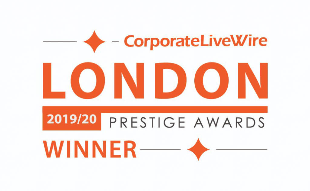 Corporate LiveWire Award Winner 2019-20