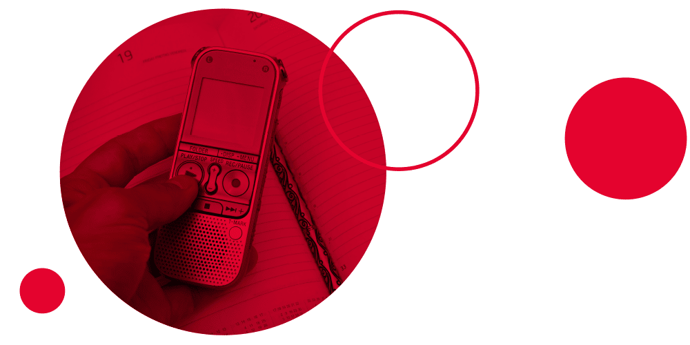 Digital Audio Transcription