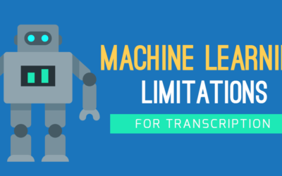 The Limitations of Machine Learning for Transcription